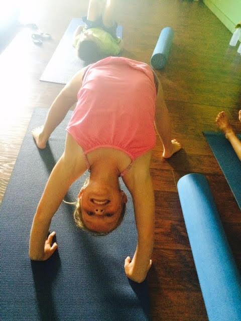 maeve yoga